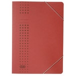 Elba ChicEckspanner A4 bordeaux Karton 400010103 450g/m² ca. 150 Blatt