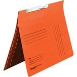 Falken Pendelhefter A4 RC Karton orange Nr. 15033670 kfm. Heftung Schlitzstanz