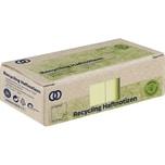 Soennecken Haftnotiz oeco 75x75mm Recycling gelb Nr. 5876. 2 Block à 400 Blatt
