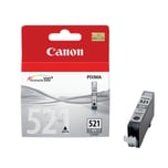 Canon Tintenpatrone CLI521GY Inhalt 9ml grau