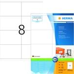 Herma Superprint Etiketten Nr. 4426 weiß PA 800Stk 105x70mm bedruckbar