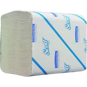 Scott Toilettenpapier 8509 2lagig 125x186cm weiß 7.920 Bl./Pack.