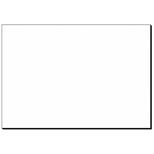 Sigel Schreibunterlage White Papier Nr. HO300 595X41cm 30Blatt mit Folie