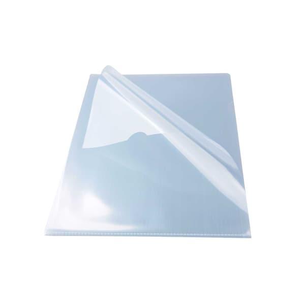 proOffice Sichthülle A4 PP glasklar Nr. 10330173 011mµ PA100Stoben offen