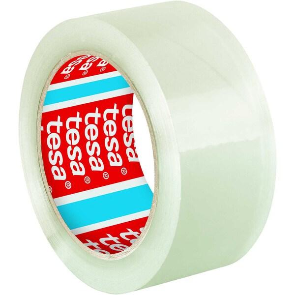 Tesa Packband Tesapack 50mm x 66m 60my Nr. 04195 transparent