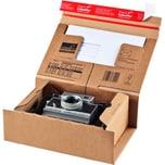 ColomPac Versandkarton Post Box Nr. CP067.06 33x29x12cm braun