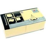Fasana Serviette 3-lagig 33x33cm Nr. 217739 creme PA= 250Stk