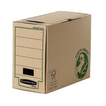 Bankers Box Archivschachtel R-Kive Earth 4470301. recyc. Karton.Rückenbreite 15cm