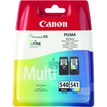 Canon Druckkopf PG540/CL541 Multipack sw/farbig 2 St./Pack.