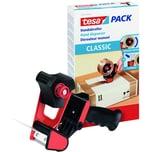Tesa Packbandabroller schwarz/rot Nr. 56403 bis 50mm x 66m ungefüllt