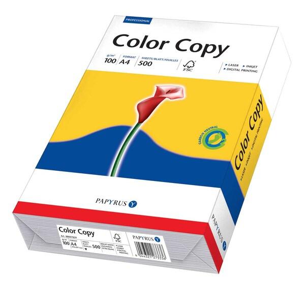 Mondi ColorCopy Kopierpapier A4 100g Nr. 88007859 PA 500 Blatt ECF satin