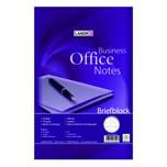 Landré Briefblock A4 WORK rautiert 50Bl Nr. 356405023 ungelocht