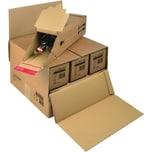 Umkarton Flaschenversandkarton 6x 075L Nr. CP181.006 375x365x25cm