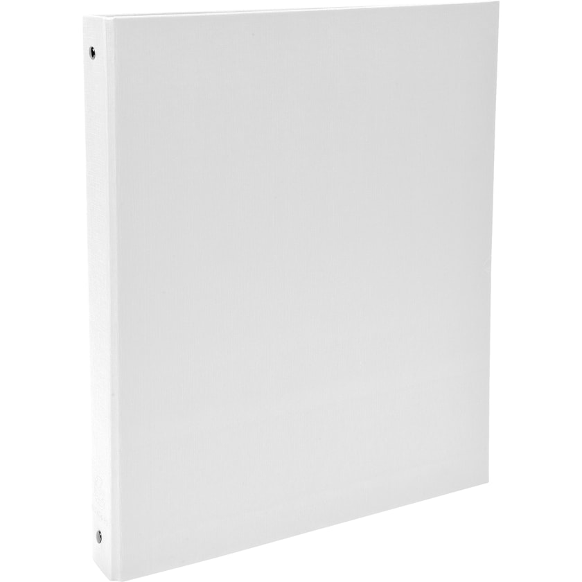 Exacompta Ringbuch A4 Weiß Nr. 51378E 4 Ringe Ø 40Mm