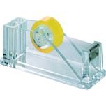 Maul Acryl-Tischabroller glasklar Nr. 1957005 bis 19mm x 33m unbefüllt