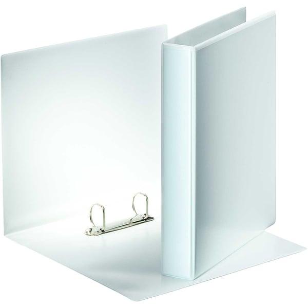 Esselte Ringbuch Präsentation A4 weiß Nr. 49709 2 Ringe 30mm PP