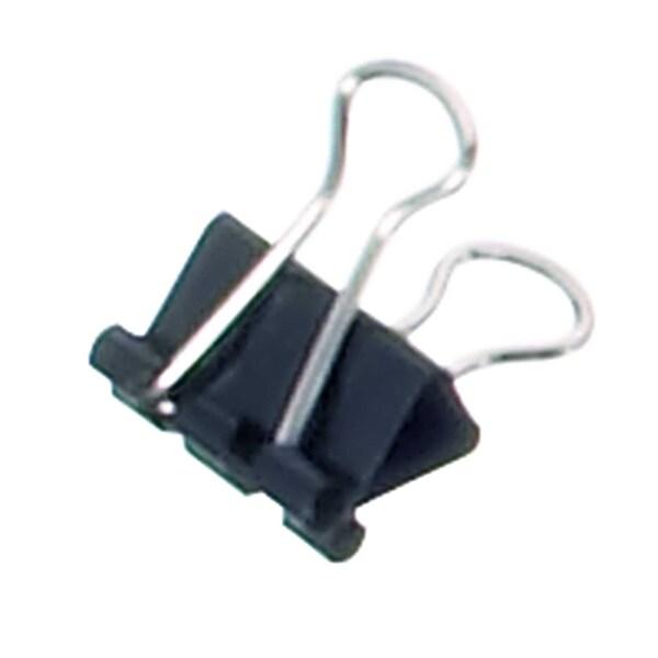 Maul Foldbackklemmer Mauly 5x16mm Nr. 2141690 schwarz PA 12tk