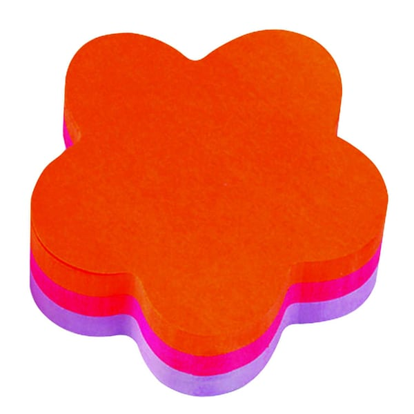 Post-it Haftnotiz 70x225x70mm Blume Nr. 2007F neon Block à 225 Blatt