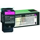 Lexmark Toner 0C544X1MG Rückgabe f. C544 X544 4.000S. ma