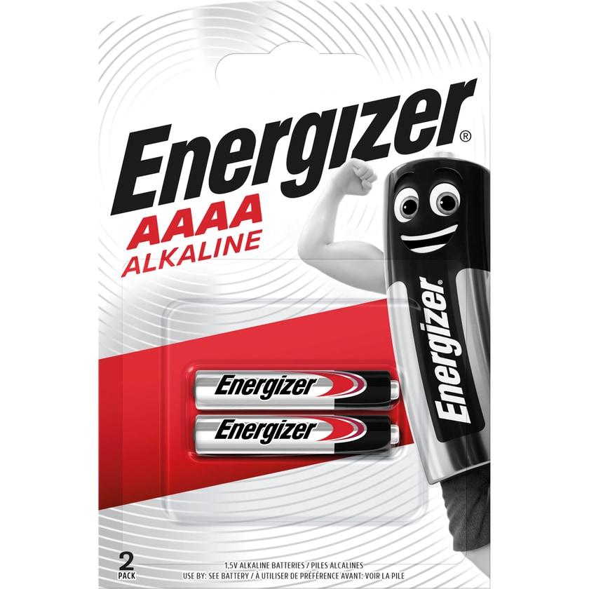 Energizer Batterie Piccolo Aaaa Nr. 638912 Lr61 15V Pa 2 Stück
