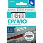 Dymo Schriftbandkassette S0720830 19mmx7m schwarz auf weiß45803 D1
