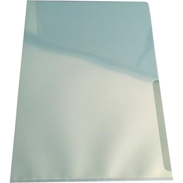 proOffice Sichthülle A4 PVC genarbt Nr. 11178860-000 PA 50 St oben offen