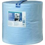 Tork Wischtuch Advanced 430 130070 2lagig 34x37cm 1.000Bl. blau