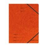 Herlitz Eckspanner Colorspan A4 orange Nr. 972463 355g/m² ohne Klappe
