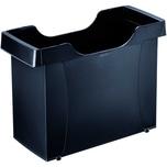 Leitz Hängemappenbox Uni-Box Plus Nr. 1908-95 schwarz für 20 Mappen