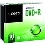 Sony DVD+R 47GB 120Min. 16x Nr. 10DPR47SS PA 10St Slim Case