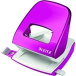 Leitz Locher New NeXXt Wow pink Nr. 5008-10-23 30 Blatt