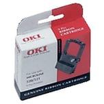 Oki Farbband 09002315 für Microline 520/521 schwarz