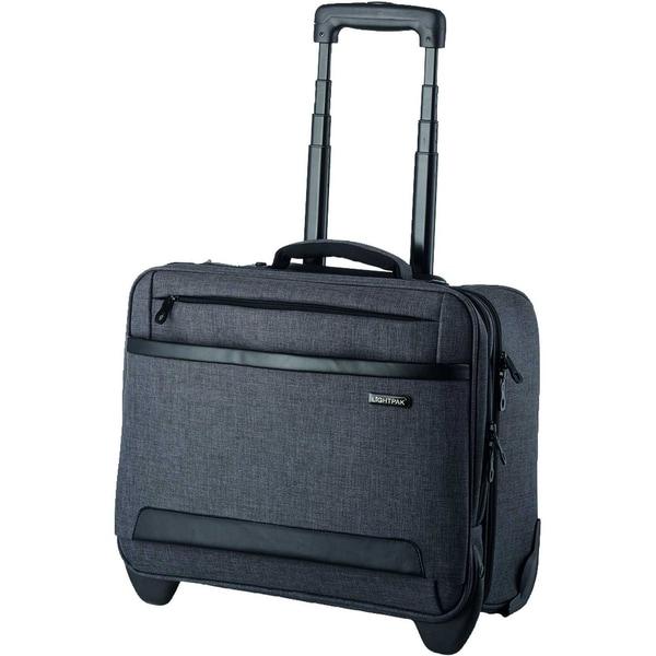 LightPAK Business Laptop Trolley Arkon 46134 Polyester gr