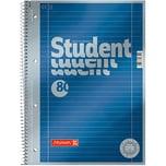 BRUNNEN Collegeblock Premium A4 liniert Nr. 1067127. 80 Blatt. Lineatur 27