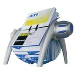 Durable Rollkarteien VISIFIX FLIP Nr. 2417-23 silber für 400 Karten