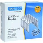 Rapesco Heftklammern 923/23 verzinkt Nr. RAP1242 PA 1.000 Stk. Stahl