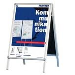 Franken Kundenstopper Alu DIN A2 Standard BSA2