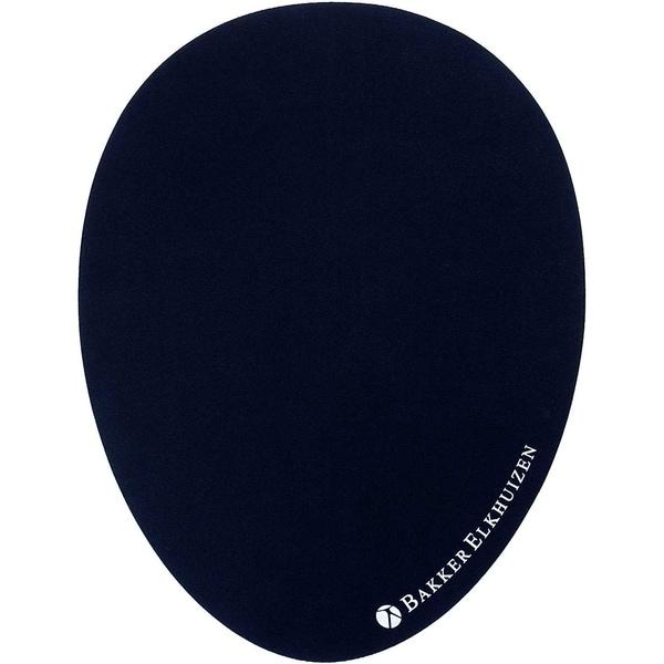 Bakker Elkhuizen Mauspad The Egg Ergo Nr. BNEEMP schwarz 23x002x30cm