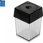 Alco Dosenspitzer Polystyrol einfach Nr. 3013-11 Ø 78mm rauch/transparentz