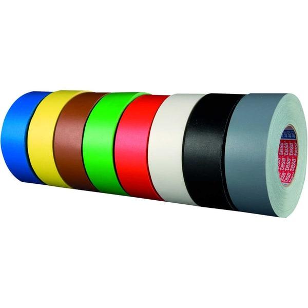 tesa Gewebeband 19mmx275m weiß Nr. 56341-00028 extra stark