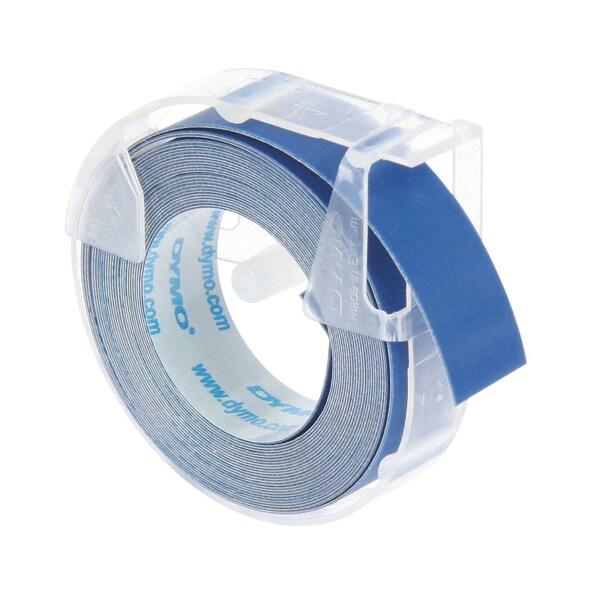 Dymo Prägeband Plastik S0898140 9mm x 3m glänzend blau
