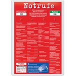 VELOCOLL® Sichttasche A4 selbstklebend Nr. 221400010St Beschriftungsfenster