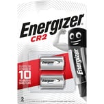 Energizer Fotobatterie CR 2 Lithium Nr. E300783802. 3V 800mAh. PA= 2Stk