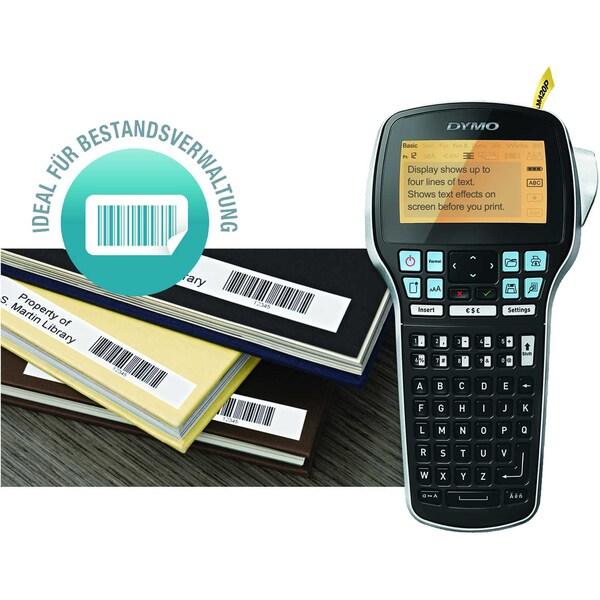 Dymo Beschriftungsgerät LM 420P Nr. S0915440 schwarz