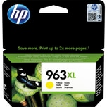 HP Tintenpatrone 3JA29AE 963XL 1.600Seiten gelb
