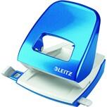 Leitz Locher Nexxt Wow blau metallic Nr. 5008-10-36 30 Blatt
