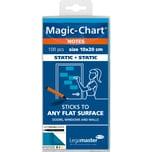 Legamaster Flipchartnotizen Magic blau Nr. 7-159410. 10x20cm. PA= 100Stk