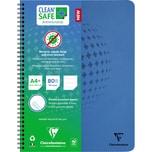 Clairefontaine Collegeblock CleanSafe A4+ liniert Nr. 82256C. 80 Blatt
