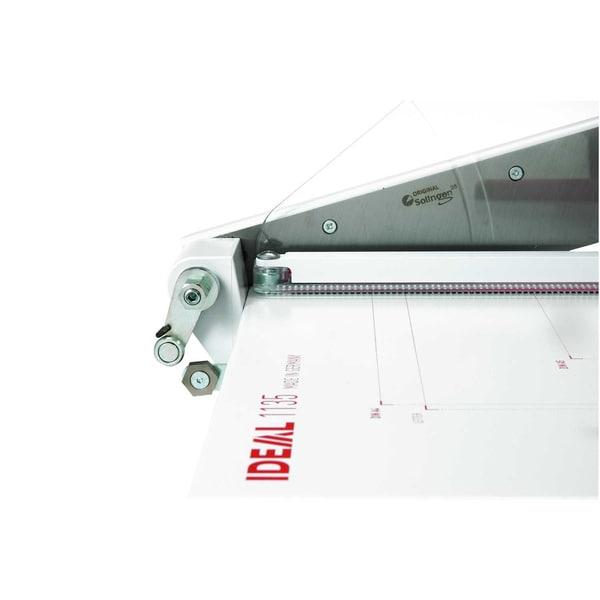 Ideal Hebelschneider 11351000 Schnittleistung 25 Blatt