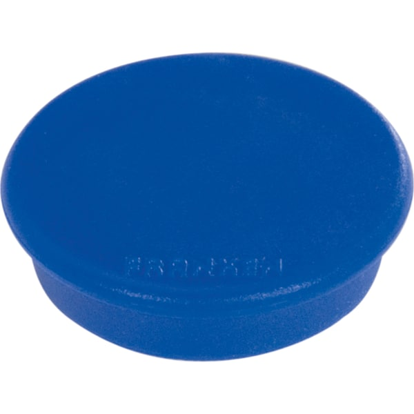 Franken Magnet dunkelblau Nr. HM3003. Ø 32mm. Haftkraft 0.8kg
